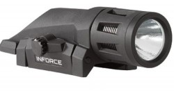 InForce WML Gen 2 White/IR 400 Lumen/100mW Weapon Light