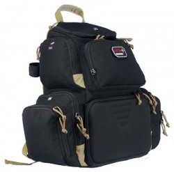 GPS Wild About Shooting GPS-1711BPBT The Handgunner Backpack