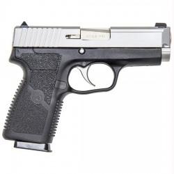 KAHR P40 40SW 3.5 SS BLK 6RD CA LEGAL BLEM