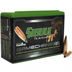 SIE 6MM 90GR GAMECHANGER TGK .243 50/BOX