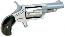 North American Arms Mini Revolver .22LR 1.625-inch Fixed Sights 5SH