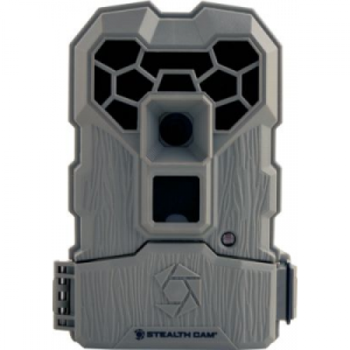 Stealth Cam QS12-10 Megapixel, Video recording 15 seconds, 12 IR Emitters, Full Texture, STC-QS12