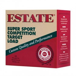 Estate Cartridge SS2075 20GA Super Sport Target 7/8 25rds