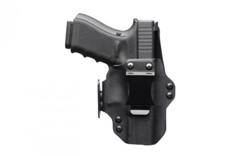 Black Point Tactical Mini Wing IWB Inside the Pants Holster Right Hand Black Sig Sauer P320C Kydex 103440