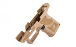 ZEV OZ9 SHORTY SIZE GRIP KIT FDE