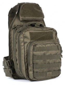 Red Rock Outdoor Gear Recon Sling Bag - Olive Drab, One-Size 80139OD