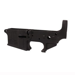 Pistol Stripped Pistol Lower Receiver