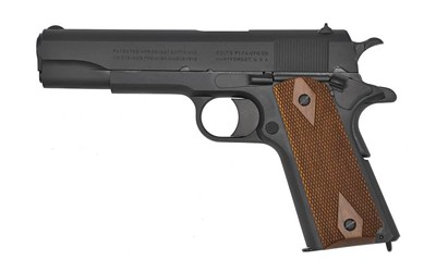 "CLT 1911 WWI MILITARY 45ACP 5"" CARBONIA BLUE"