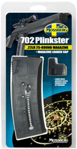 Mossberg® 702 Plinkster .22 LR 25-Round Magazine and Magazine Loading Cap 000 - Shooting Supplies And Accessories at Academy Sports