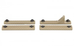 Knights Armament URX 3/3.1 RAIL PANEL KIT FDE