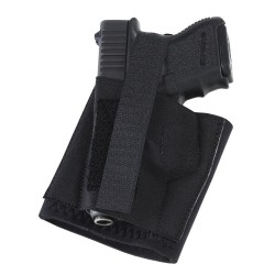 Galco Cop Ankle Band Ankle Holster Left Hand