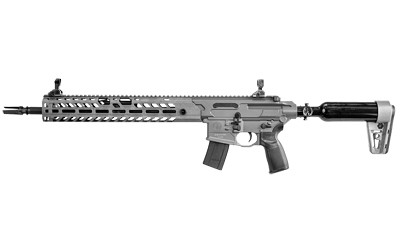 SIG SAUER AIRGUN VIRTUS ASP22 CA GREY PRECISION RIFLE