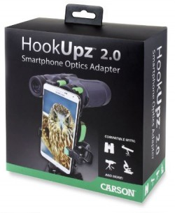Carson Optical HOOKUPZ 2.0 Smartphone Optics Adapter