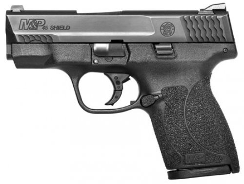 Smith and Wesson M&P Shield .45 3.3-inch 7rd MA compliant