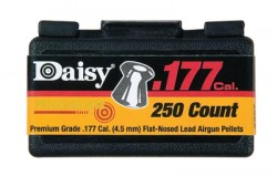 Daisy #257 Pellets 250/Belt CLP 12/PK