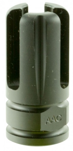 Advanced Armament Corp Blackout Non-Silencer MountFlash Hider 9MM 1/2 x 28 TPI Black