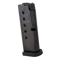 Diamondback Magazine 9mm 6rd BL Flat Bottom