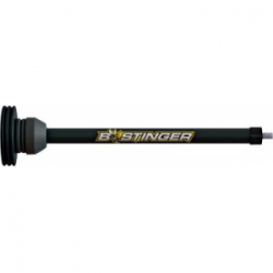 Bee Stinger 10 Pro Hunter Maxx Bow Stabilizer - Black