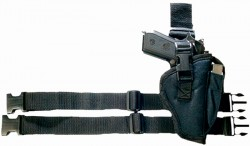 Bulldog Tactical Leg Holster Right Hand