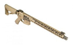 Noveske Infidel FDE 13.7-inch 5.56 30rd 16-inch barrel with pinned muzzle brake