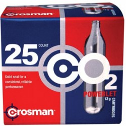 Crosman CO2 Powerlets (5 PACK)