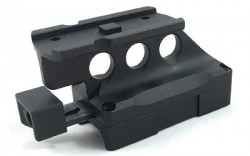Kinetic Development Group SIDELOK Aimpoint Micro Mount Lower 1/3 Co-Witness, Black SID5-120