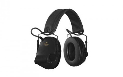 Peltor Comtac Black Earmuffs