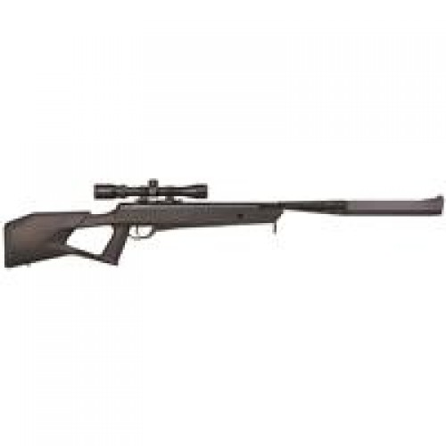 Benjamin Trail NP2 Synthetic Black .22AIR 24in Barrel Single Shot Break Barrel