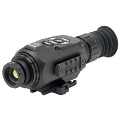 ATN ThOR-HD, 640x480 Sensor, 1-10x Thermal Smart HD Rifle Scope w/WiFi, GPS, Black TIWSTH641A