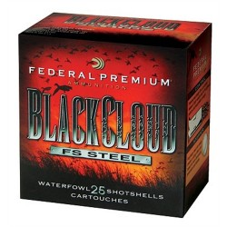 Federal Premium Black Cloud Steel Per Box