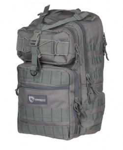 Drago Gear Altus Sling Backpack, Gray, 14-308GY